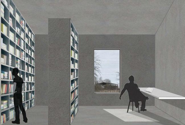 Проект «Вече».  Автор: Ольга Кувшинская. Изображение предоставлено МАРШ