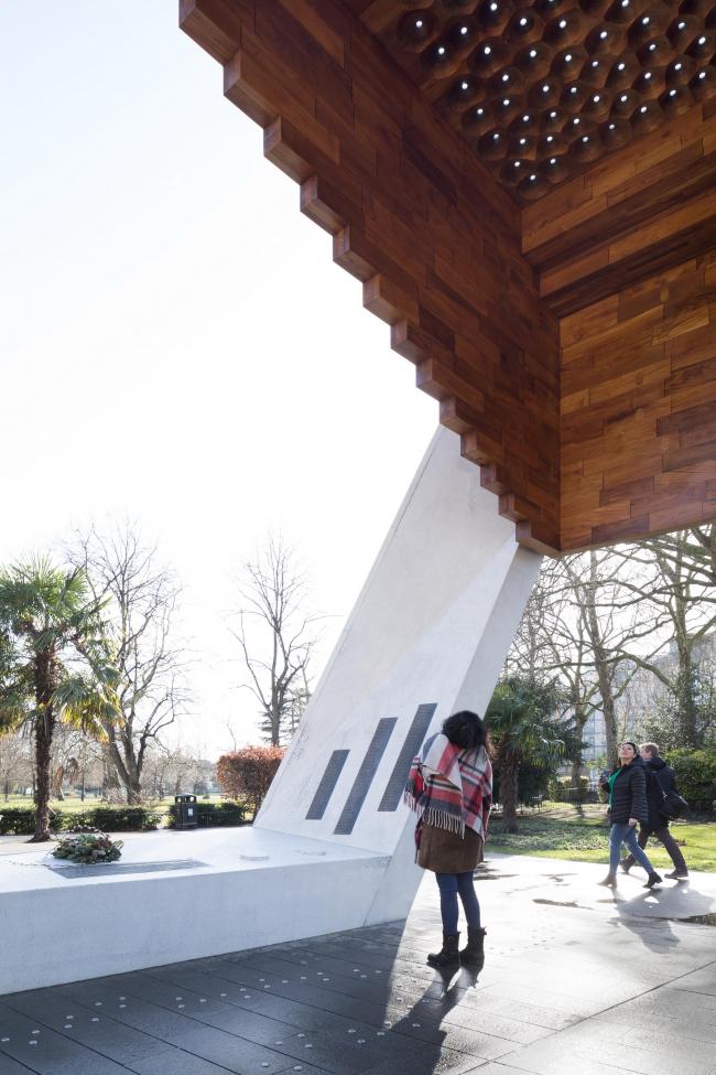 Мемориал «Бетнал Грин» © Marcela Spadaro
