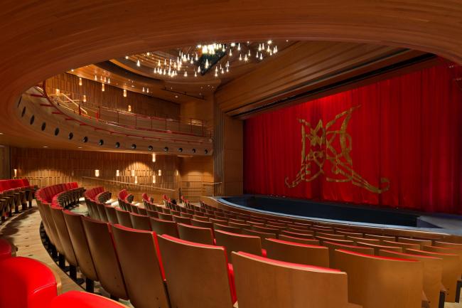 Королевская академия музыки: театр Сьюзи Сейнсбери © Adam Scott