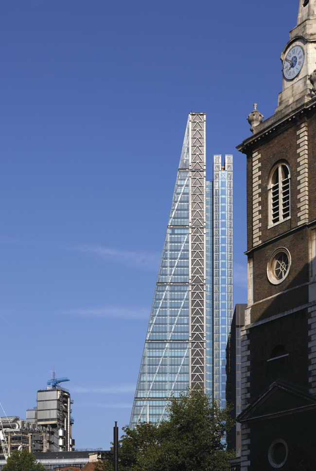 The Leadenhall Building © Richard Byrant