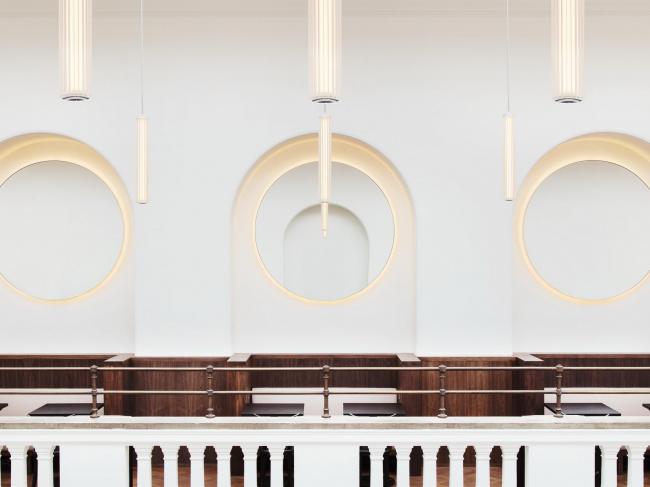 Салон для «друзей» Музея Виктории и Альберта © Rory Gardiner