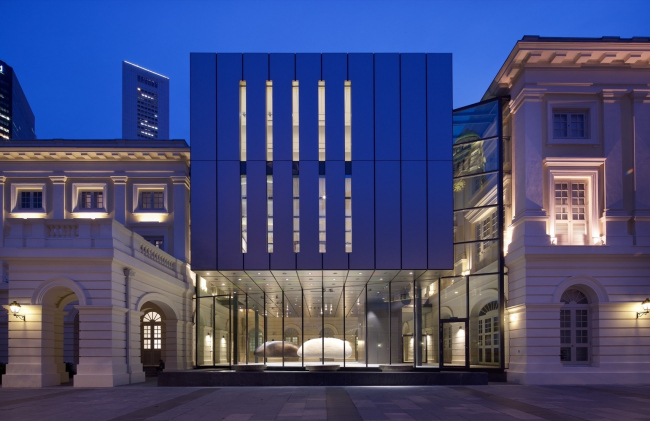 Музей цивилизаций Азии в Сингапуре © GreenhilLi