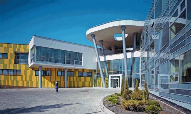 Школа-интернат в Кожухово