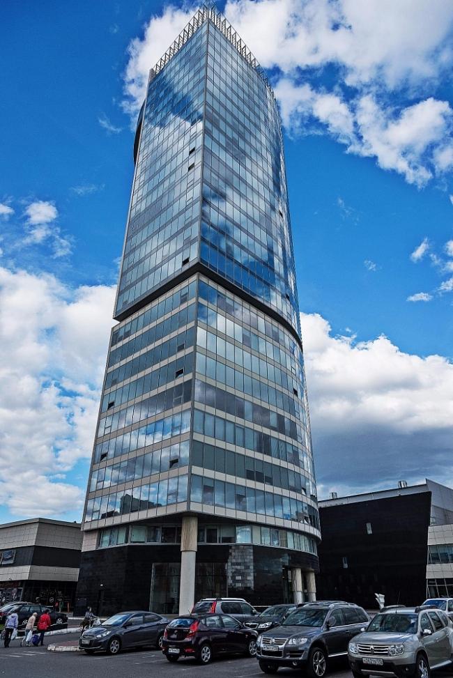 Многофункциональный комплекс «Атлантик-Сити». Изображения с сайта www.tatprof.ru