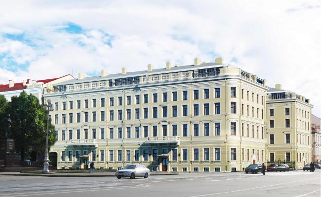 ЖК Opera Palace. Девелопер: ООО «МегаХаус»