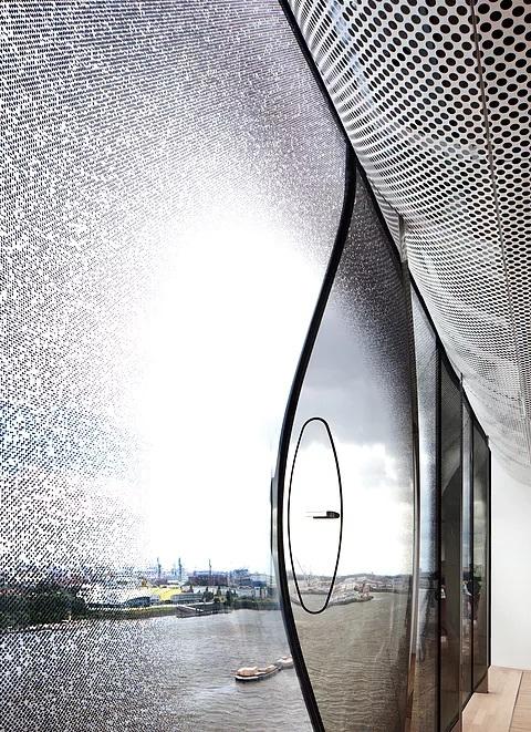 Эльбская Филармония. Изображение с сайта www.guardian-russia.ru