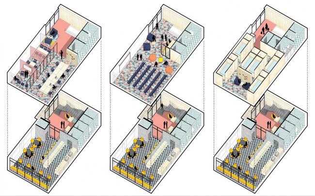 Концепция развития туристического бренда Дрезны © Архитектурное бюро Мегабудка