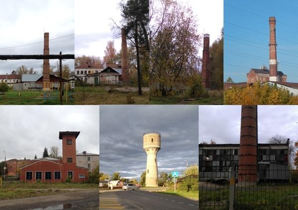 Концепция развития туристического бренда Дрезны. Башни и трубы © Мегабудка