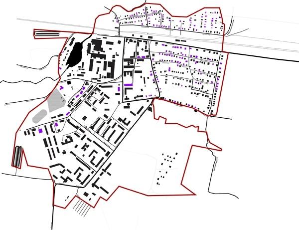 Концепция развития туристического бренда Дрезны. Деревянные дома © Архитектурное бюро Мегабудка