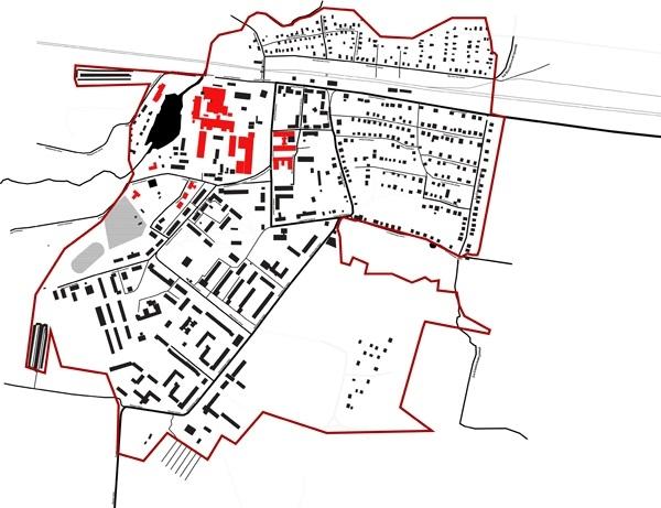 Концепция развития туристического бренда Дрезны. Исторические постройки © Архитектурное бюро Мегабудка