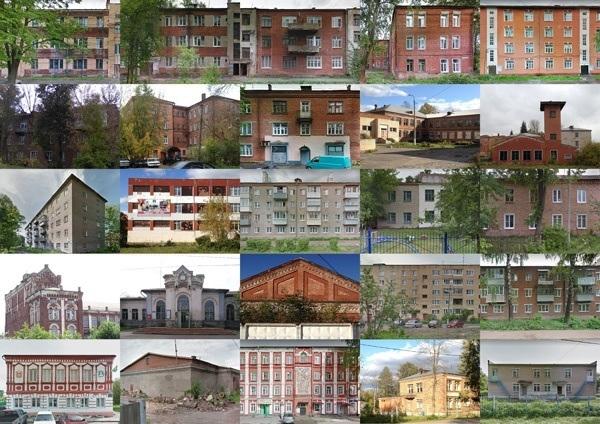 Концепция развития туристического бренда Дрезны. Кирпичные постройки до 1970х годов © Архитектурное бюро Мегабудка