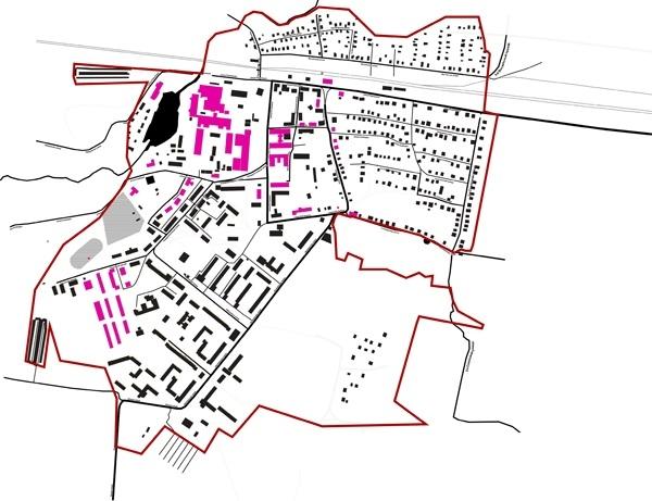 Концепция развития туристического бренда Дрезны. Объекты с особой архитектурной ценностью © Архитектурное бюро Мегабудка