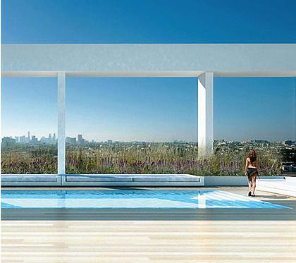 СОЛНЦЕ, ВЕТЕР, ВОДА  Архитектура — рама для пейзажа. Оппенхайм продолжает эту линию модернизма, начатую еще Ле Корбюзье. Кажется, что в его доме плохой погоды не может быть; что пляж – повсюду, независимо от близости моря, и не важно, первый это этаж или 30-й. Чтобы почувствовать это, достаточно взглянуть на Casa в Дизайнерском квартале Майами.