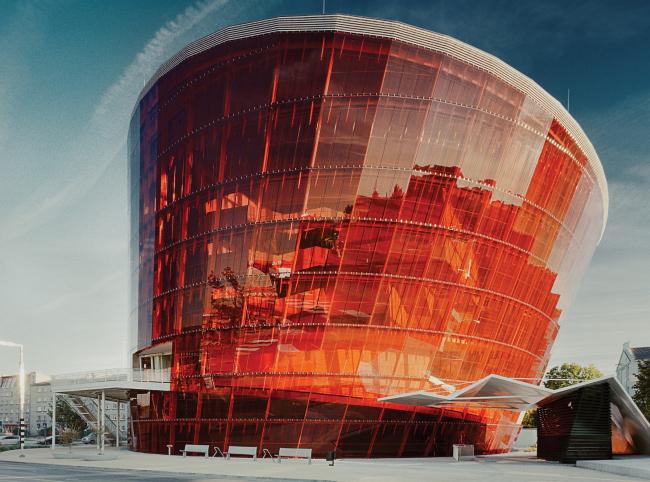 Great Amber – концертный зал в Лиепае, Латвия.  Volker Giencke & Company. Фотография предоставлена СМА