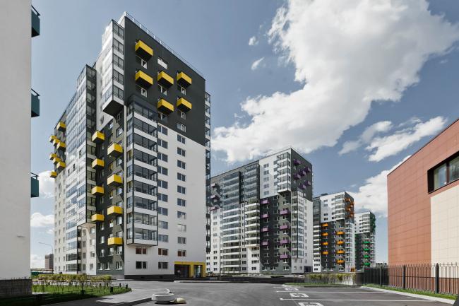 Жилой комплекс на Складской улице