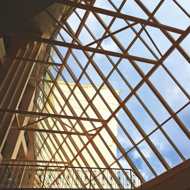 Универсальная фундаментальная библиотека Орловского государственного университета. Система ALT F50. Фотография предоставлена компанией «АЛЮТЕХ»