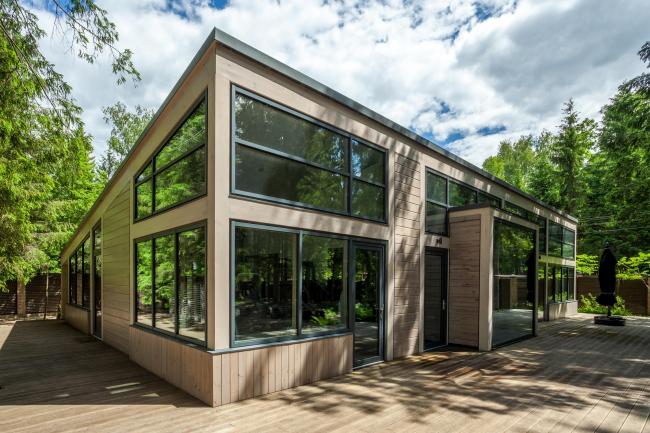 Индивидуальный жилой дом NEWWOOD-15
