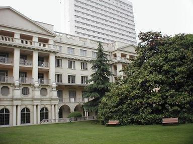 Больница Хуадун (1926). Современный вид
