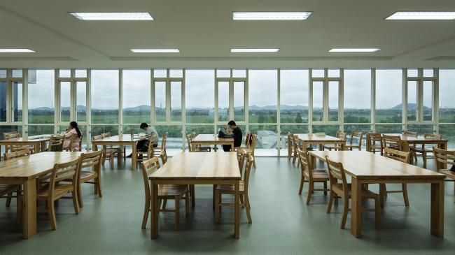 Ханчжоуский педагогический университет © Zhang Hui