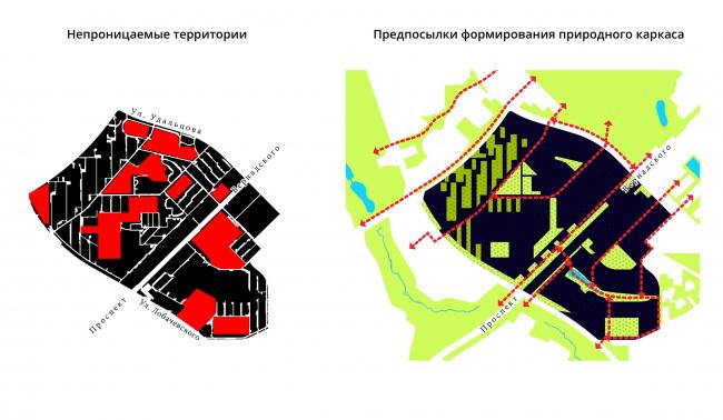 "The renovation platform ""Vernadskogo Avenue"". The current state © Ostozhenka"