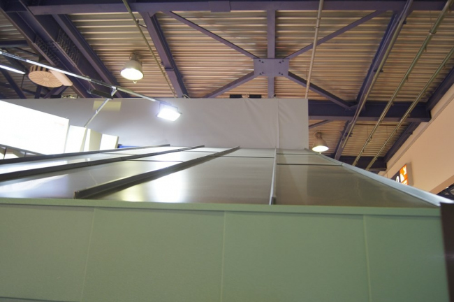 Севалкон  на выставке  МОСБИЛД 2018. Фотография с сайта www.sevalcon.ru