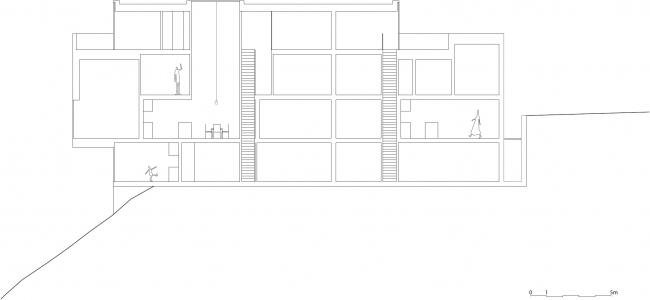 Дом «Два в одном» © Reiulf Ramstad Arkitekter
