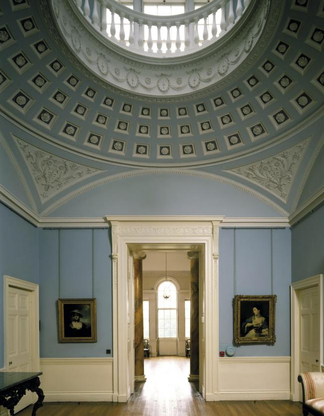Дворец Кенвуд-хаус в Лондоне. 1764–1769. Архитектор Роберт Адам. Фото © English Heritage, предоставлено Little Greene
