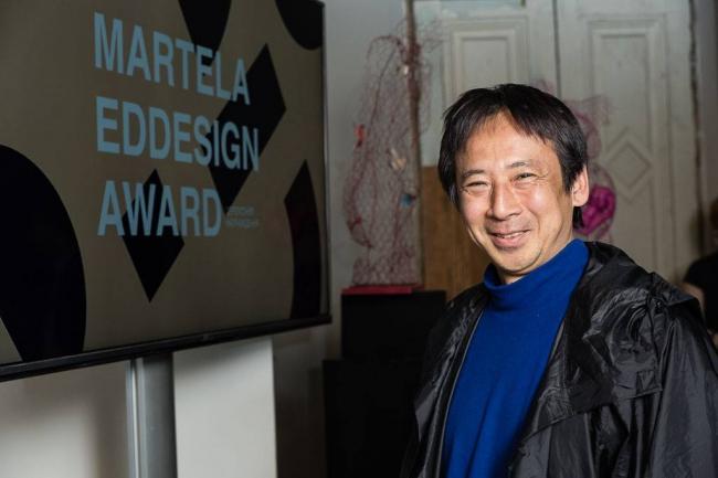 Такахару Тезука / фотография предоставлена Martela EdDesign Awards
