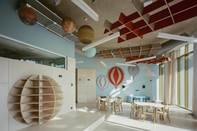 Международная школа Экзюпери / архитекторы 8 A.M., Латвия