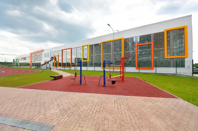Школа в Коммунарке / компания А101