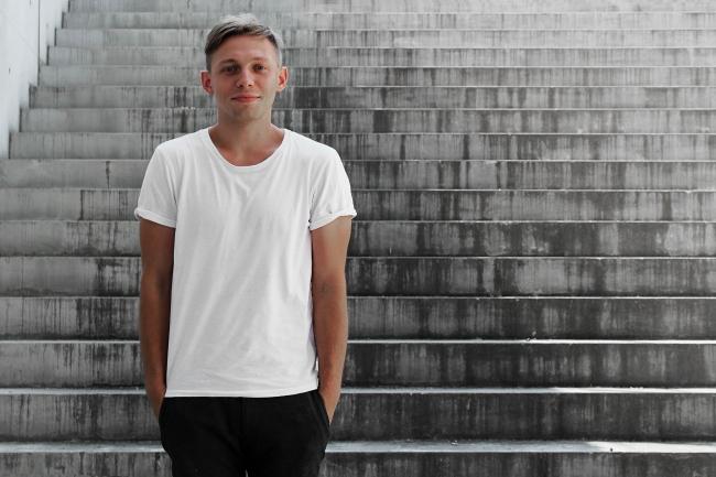 Лукас Валяуга. Изображение © Lukas Valiauga