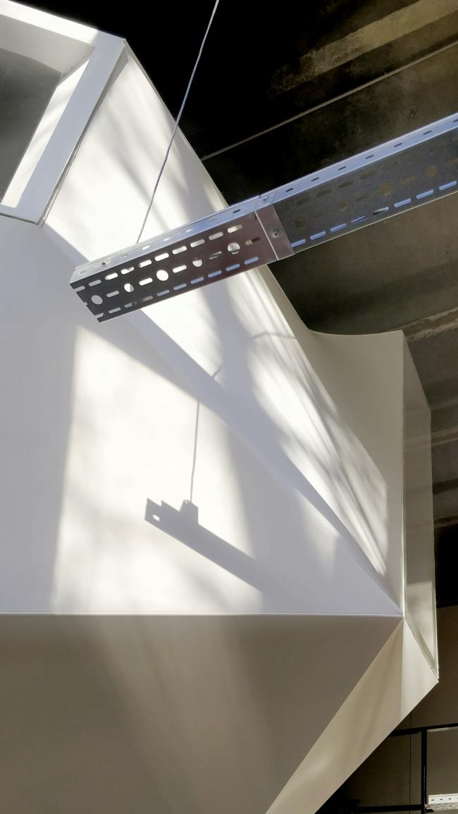Офис компании ATRIUM. Деталь офиса. 1 этаж © ATRIUM