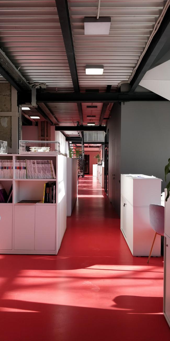 Офис компании ATRIUM © ATRIUM