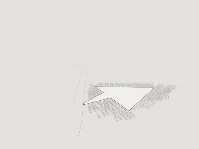 Часовня в деревне Скорба © ENOTA