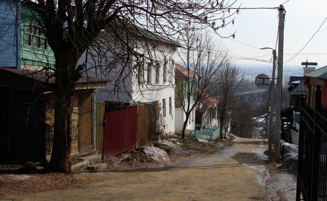 Владимир, Владимирский спуск. Фотография © Юлия Тарабарина, Архи.ру