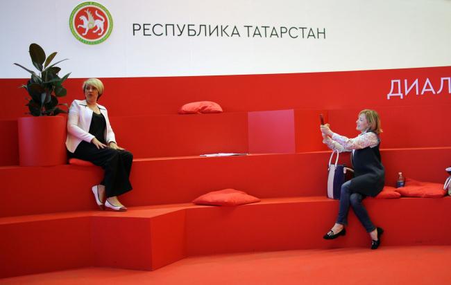 Арх Москва 2018. Фотография © Архи.ру