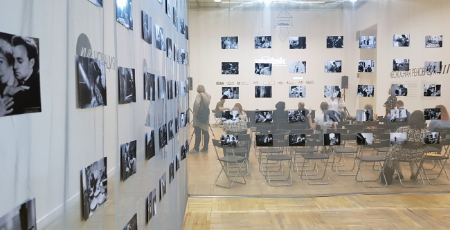 Несносная реновация. Организатор РЕ-школа. Фотография Архи.ру