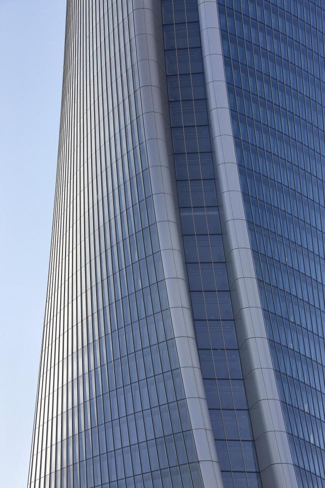 Башня Generali комплекса CityLife © Hufton + Crow