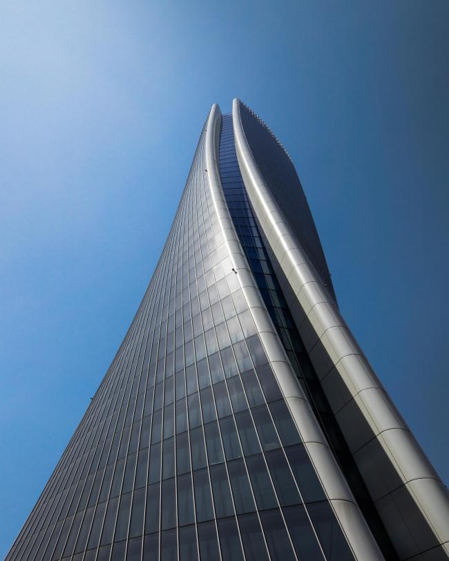 Башня Generali комплекса CityLife © Luke Hayes