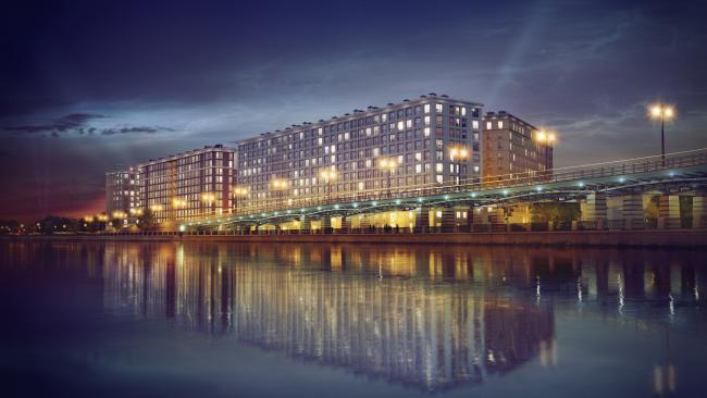 Апарт-отель Docklands.Life (Санкт-Петербург).  Заказчик: ГК Docklands development