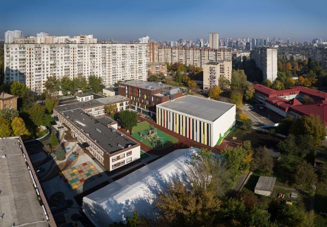 Печерская международная школа © Архиматика