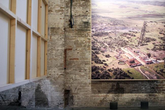 Эдуардо Соуто де Моура, Золотой лев в кураторской экспозиции биеннале 2018. Фотография Архи.ру