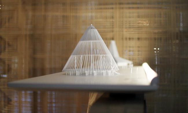 Андра Матин, Индонезия, инсталляция в рамках кураторской экспозиции в Кордери, биеннале архитектуры 2018. Фотография Архи.ру