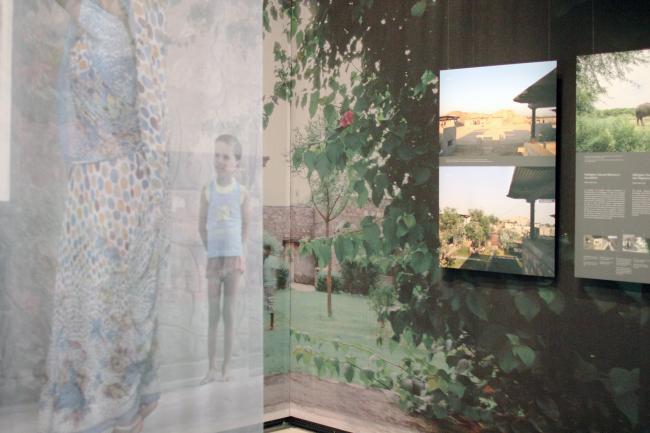 RMA, Рауль Мерота, Мумбаи-Бостон, проект в рамках кураторской экспозиции в павильоне биеннале в Джардини. Фотография Архи.ру