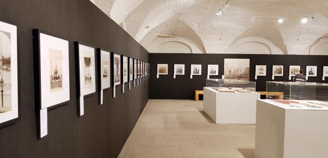 Всемирная выставка в Париже в стереопарах и фотографиях. Фотография: Юлия Тарабарина, Архи.ру