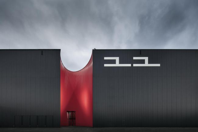 Павильоны 09–12 выставочного комплекса в Дорнбирне. Фото © Faruk Pinjo