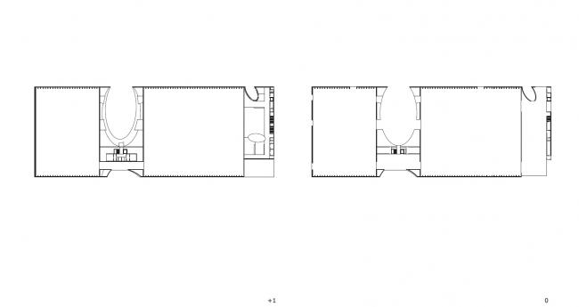 Павильоны 09–12 выставочного комплекса в Дорнбирне © Marte.Marte Architekten