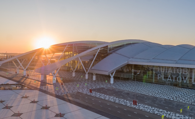 Platov Airport, Rostov-on-Don