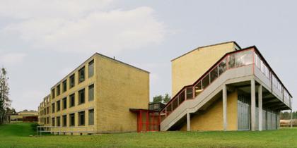 Школа профсоюзов в Бренау после реставрации