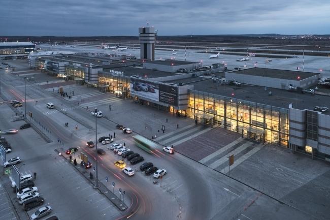 Аэропорт Кольцово. Фотография © Николай Васильев